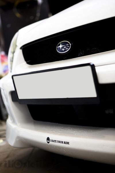 Subaru Impreza JDM style