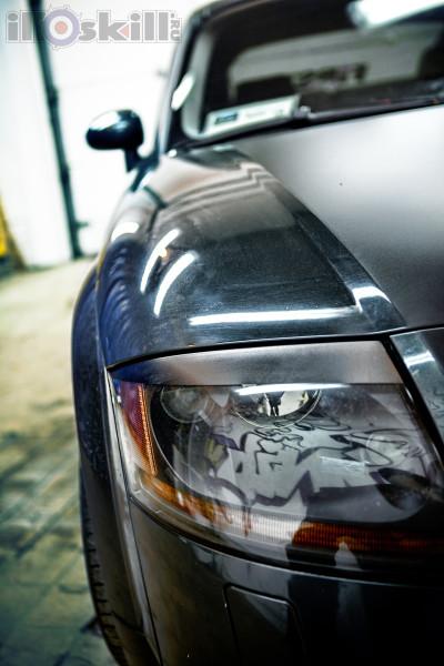 Стайлинг Audi TT