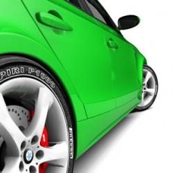 Полная оклейка автомобиля виниловой плёнкой