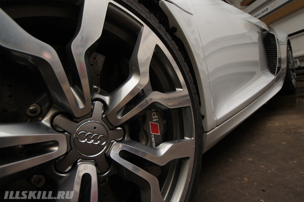 3m ventureshield Audi антигравийная плёнка