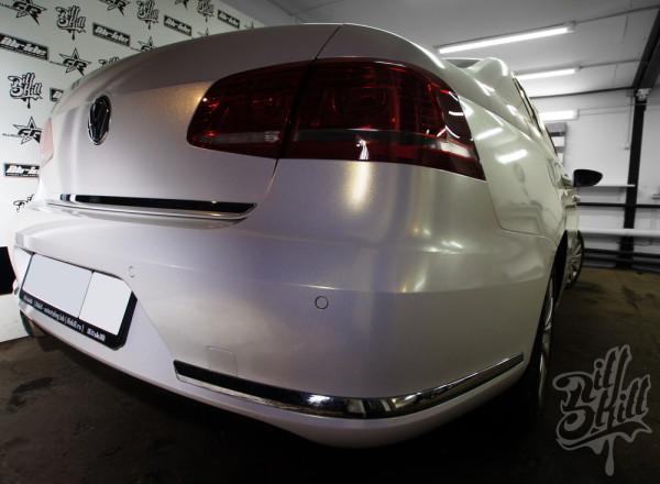 Volkswagen Passat B7 - перламутр
